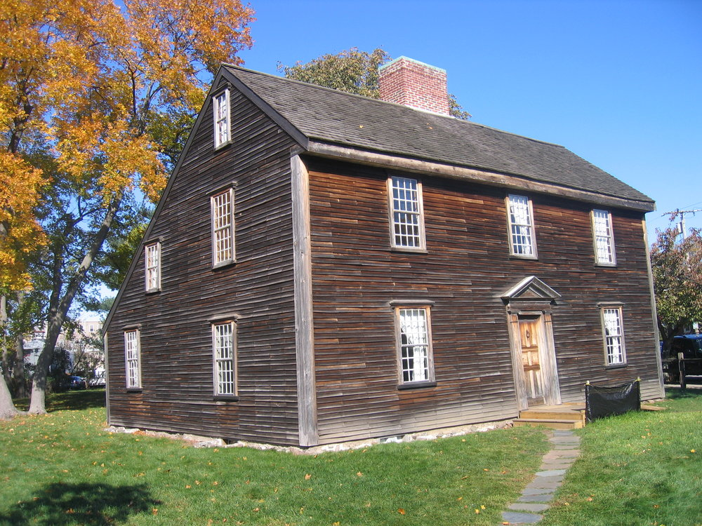 Adams Birthplace.