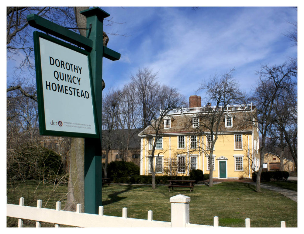 Dorothy Quincy Homestead