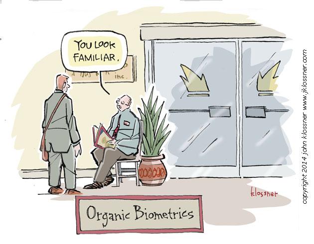 organic biometrics
