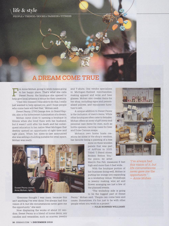 Grand Rapids Magazine