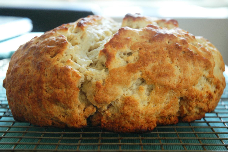 Irish Soda Bread Recipe With Buttermilk