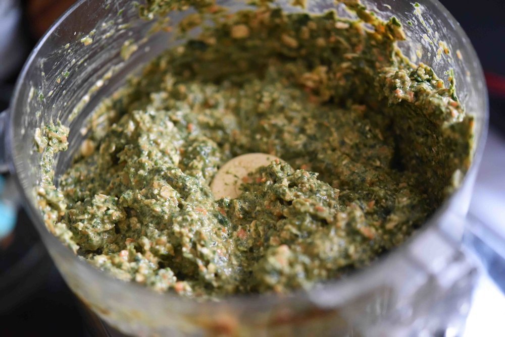 Banana Carrot Spinach Oat Muffins 4.jpg
