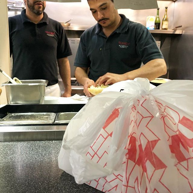 Need an easy and delicious lunch for the team? Call us to order and pick it up in 10 min. 💡Friday is a great day for meatball subs 👏 📞925-284-3081