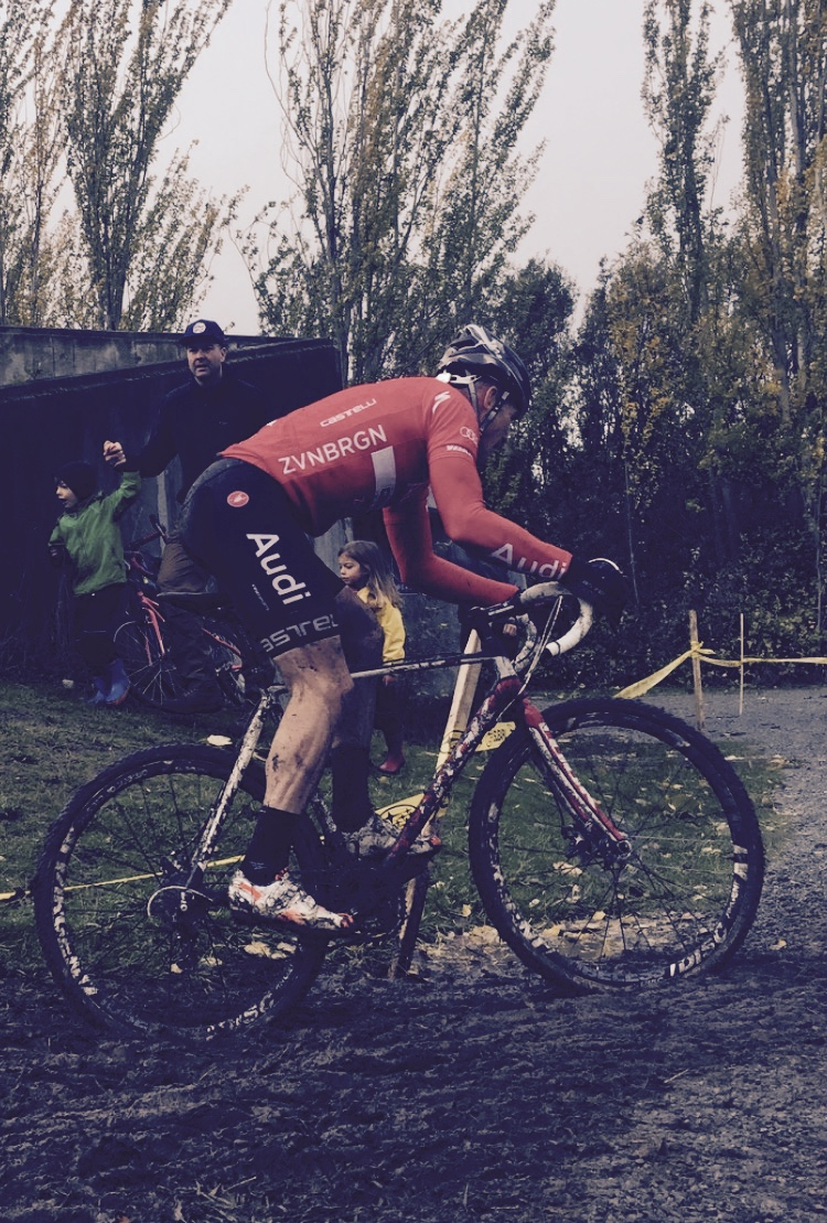 Cyclocross at Magnuson Park