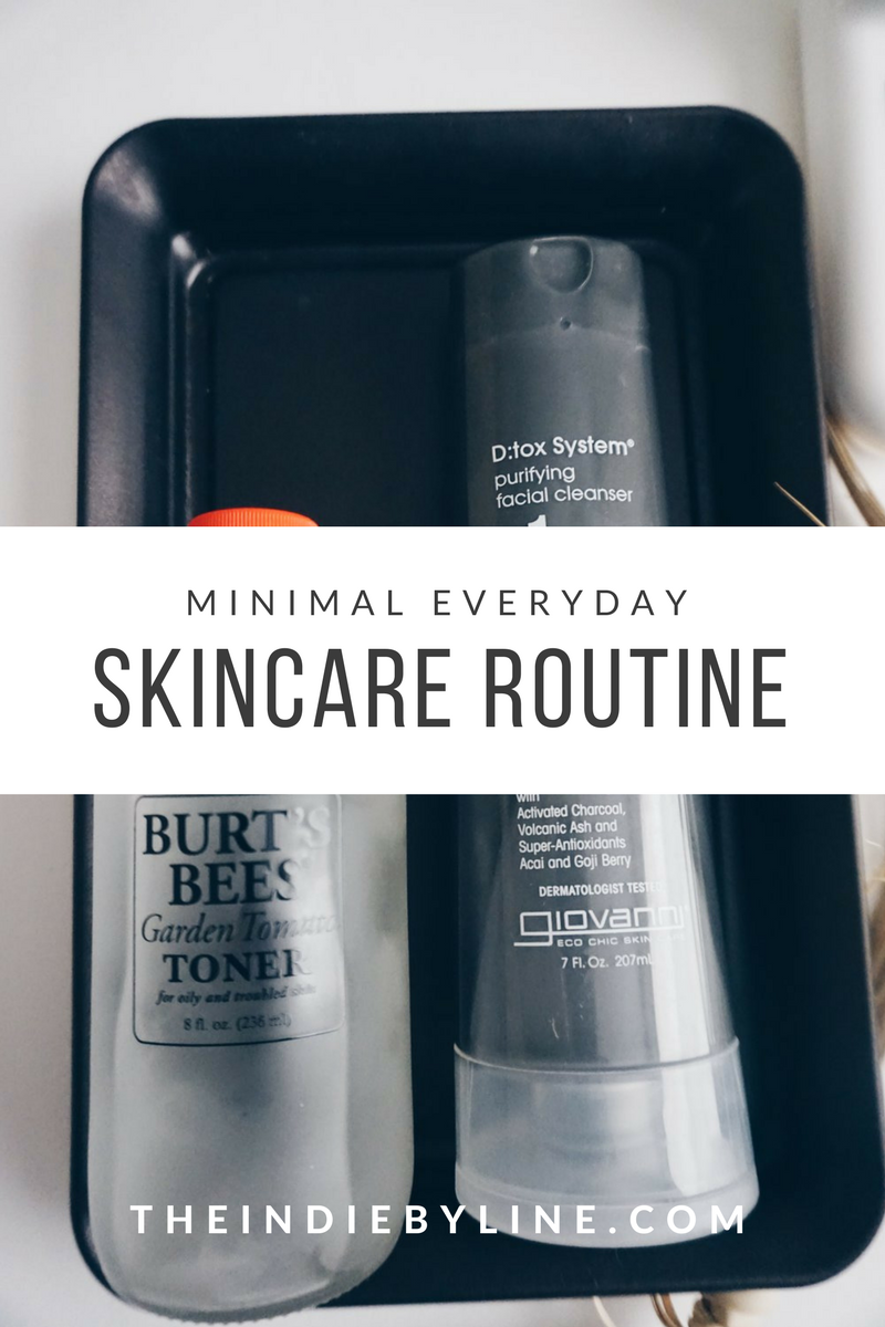 my-minimal-everyday-skincare-routine