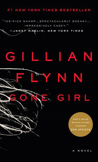 Gone Girl - by Gillian Flynn