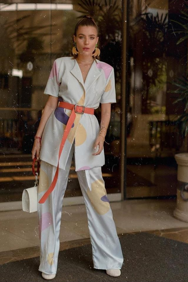 Nane Miller - NOA Blazer / GIA pants / Mango Belt