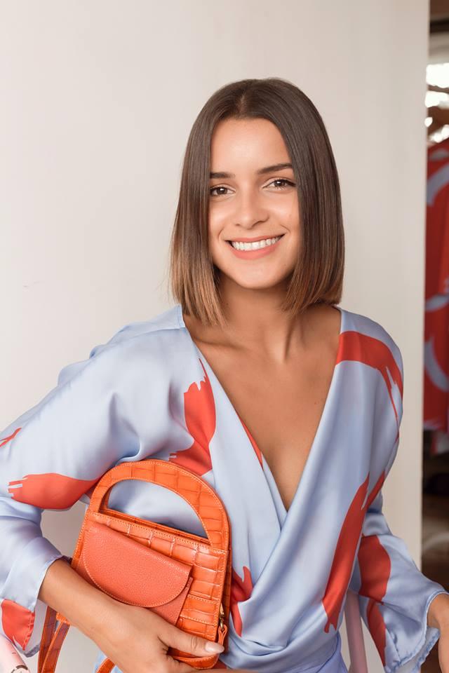 Jessi González - Coco bag, Eva Blouse