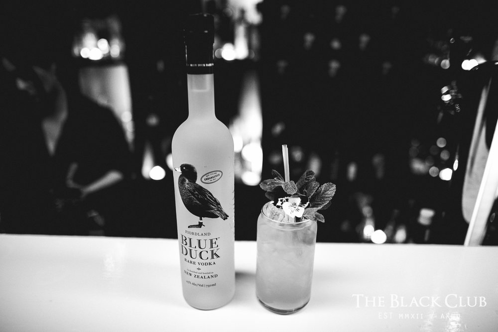 Blue Duck Moscow Mule