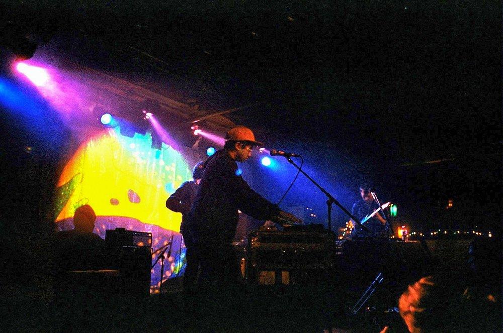 Toro y Moi @ 40 Watt Club, 2011.