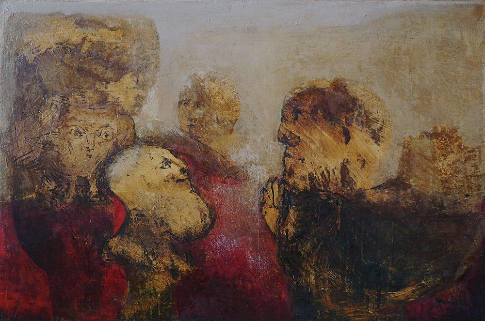 Poetas encumbrados 1965