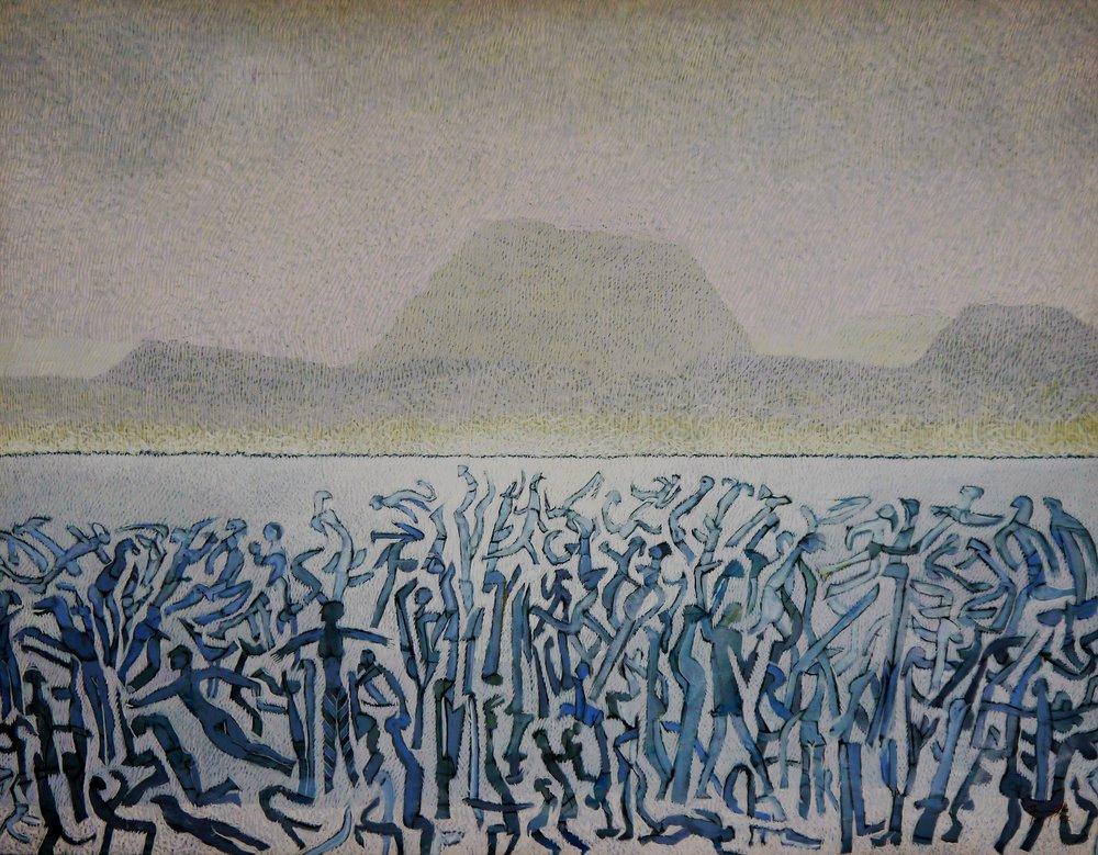 Bajareque en Cerro Quema 1997