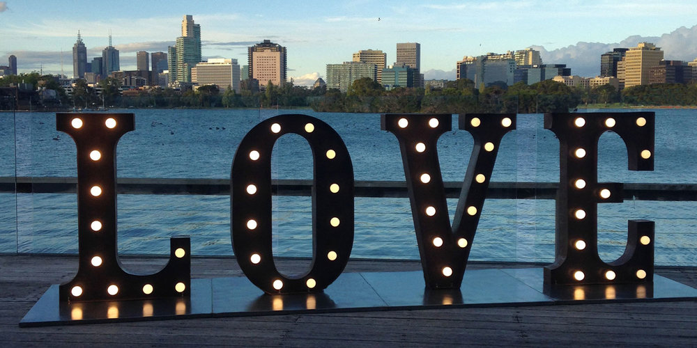 Marquee Letter hire Melbourne, Light up letter hire Melbourne, Marquee Letter Hire, Light up letters