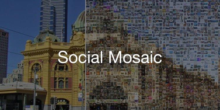 Social Mosaic Hire Melbourne & Brisbane