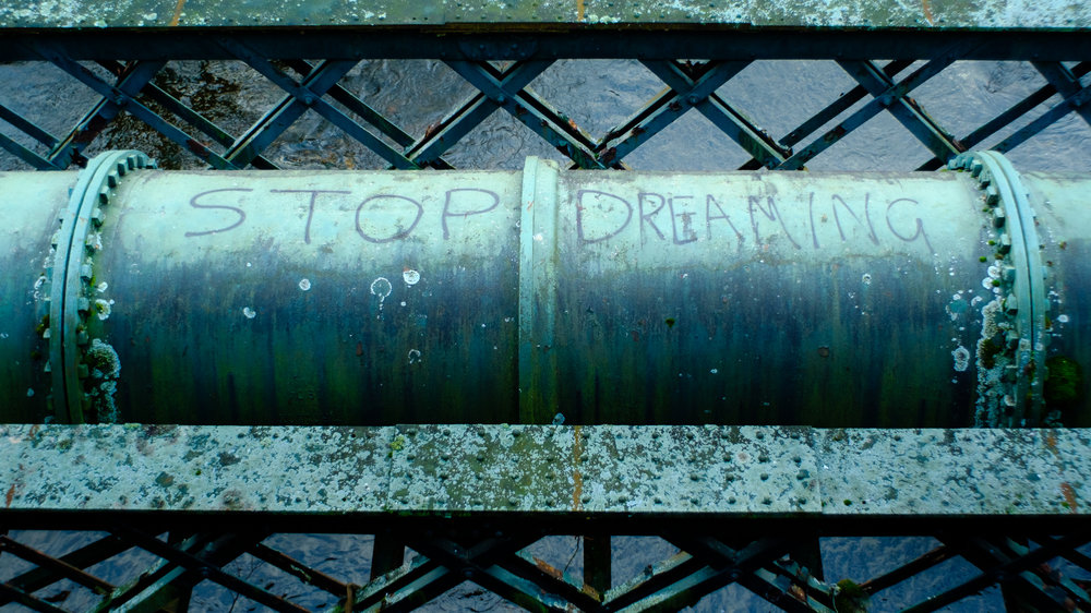 Partick Bridge Pipe Sto Dreaming