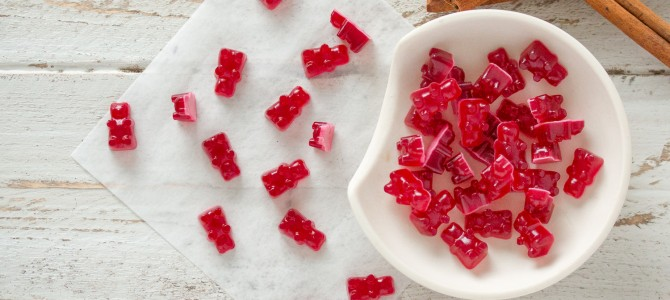 Skin Health Gummy Recipe -