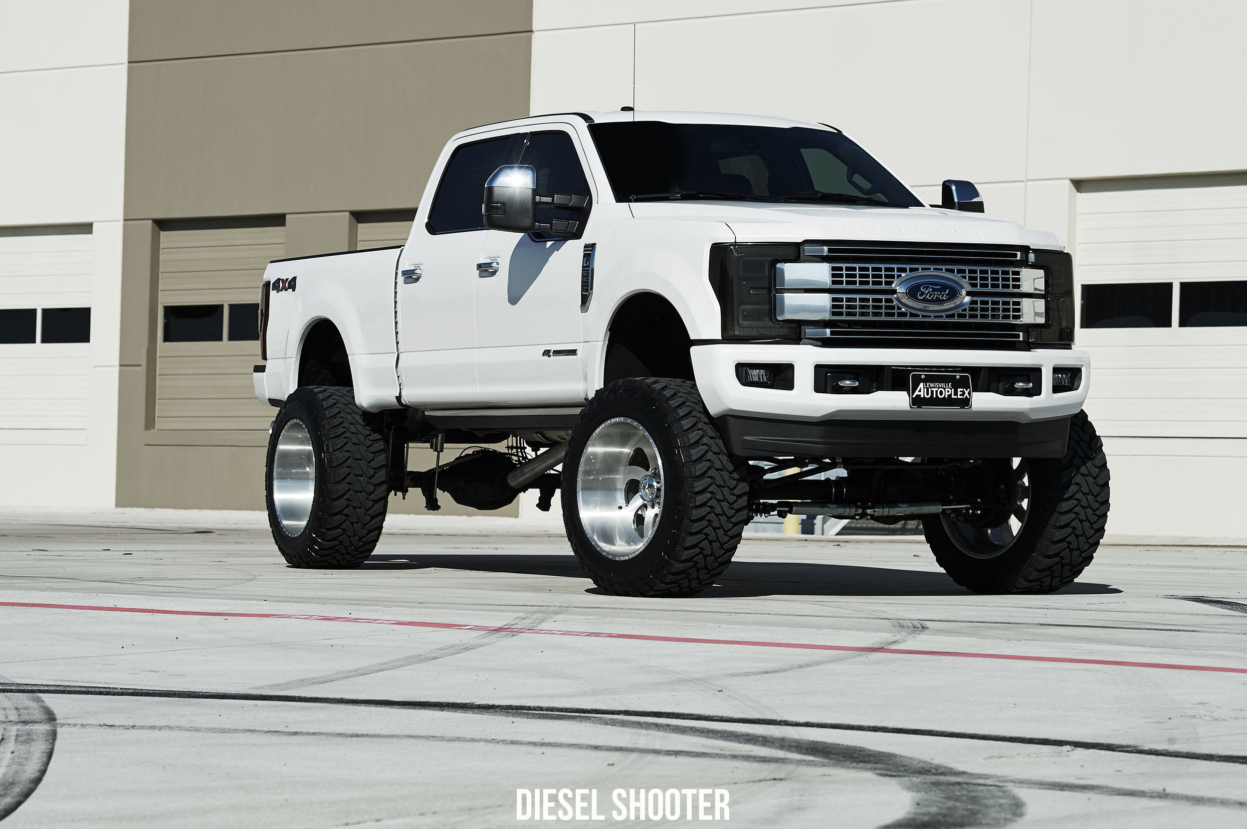 2017 Ford F350 Custom >> 2017 Ford F250 Platinum - Fuel Off-Road - FTS — Diesel Shooter