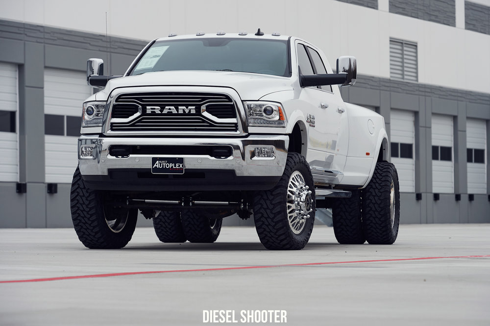 2017 Lifted White F250 >> RAM 3500 - American Force - FTS — Diesel Shooter