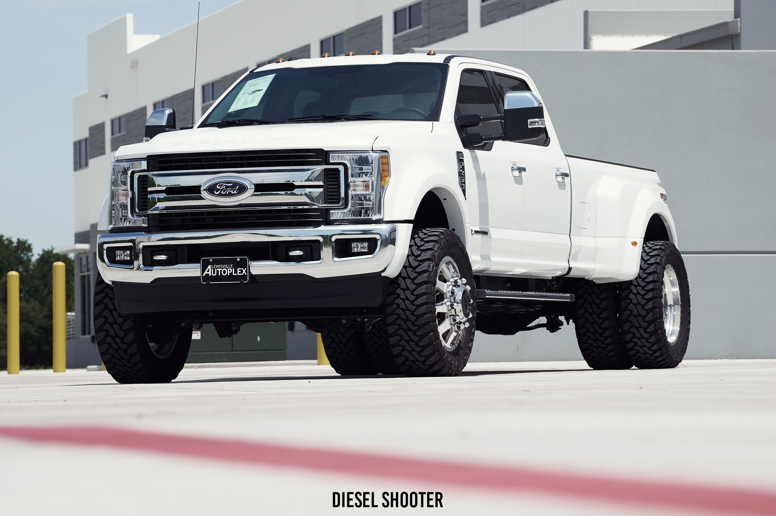 2016 F250 King Ranch Lifted >> 2017 Ford F250 Platinum - Fuel Off-Road - FTS — Diesel Shooter