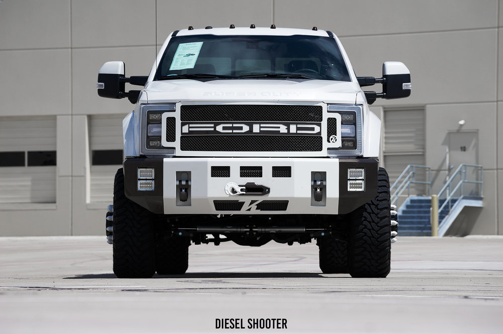 Ford Fort Worth >> Insane F-450 King Ranch - Lewisville Autoplex — Diesel Shooter