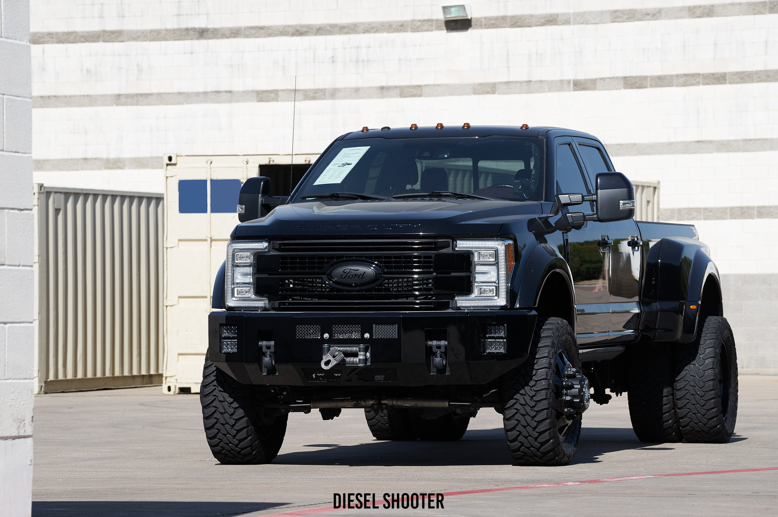 Lifted Trucks For Sale In Texas >> 2017 Ford F250 Platinum - Fuel Off-Road - FTS — Diesel Shooter