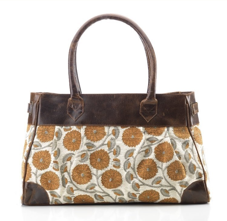 Handbags and accessories made by Vulnerable women in India http://www.joynindia.com/collections/all-products