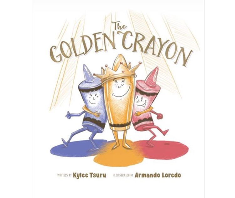 A children's book on the beauty of diversity Part of profits go to an orphanage http://longtalepublishing.com/product/the-golden-crayon/