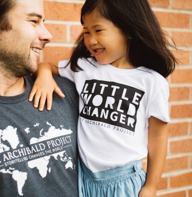 T-shirts and tanks for orphan care advocacy http://www.thearchibaldproject.com/shop-1/