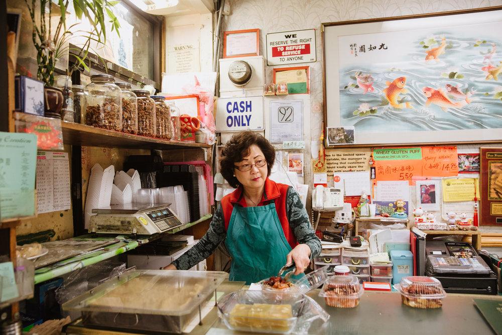 Lucky Creation - Chinatown San Francisco