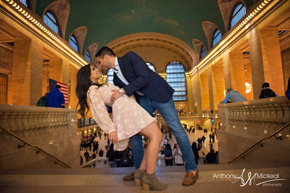 nyc engagement photo session - NJ and NYC Wedding photographer