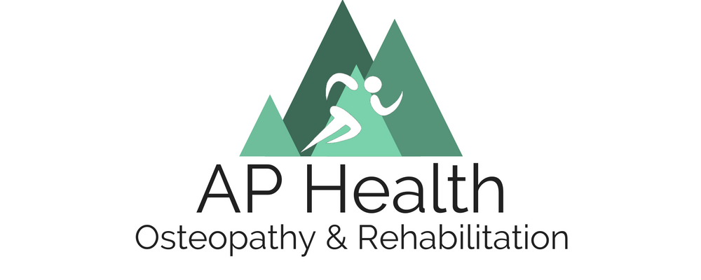 Osteopath in Burlington, Ontario.  AP Health Osteopathy