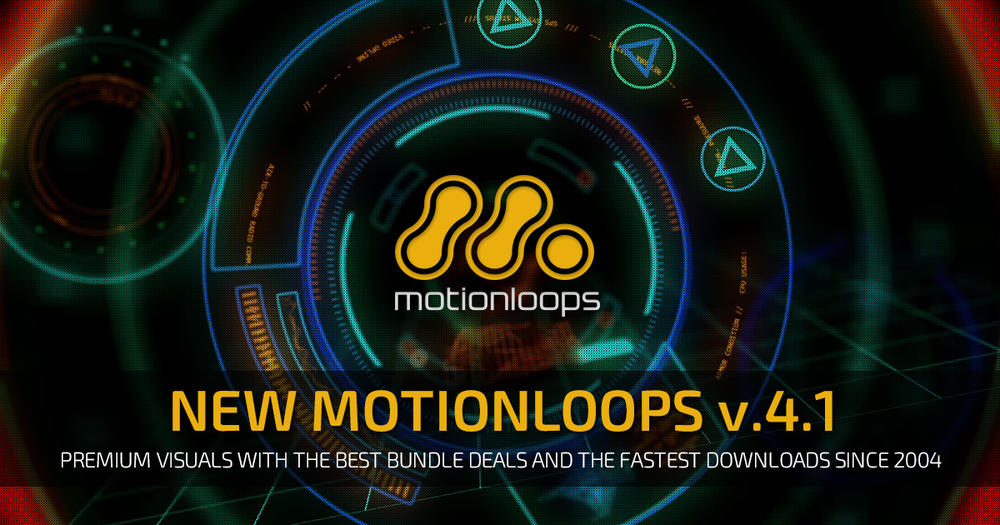 Motion Loops Library   Full Color Productions offers the entire MotionLoops.com library with any rental of our LED Video Screen or Arkaos Media Master 5!
