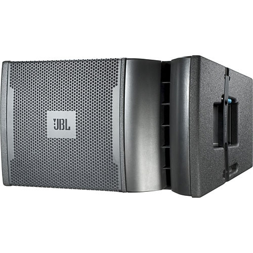 "JBL VRX932LA   The VRX932LA-1 is a light-weight  compact 12"" two-way line array speaker system designed for use in arrays of up to six units.JBL's exclusive neodymium magnet Differential Drive® woofer for high.."