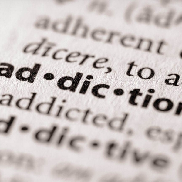The struggle of addiction is one of pain and suffering.