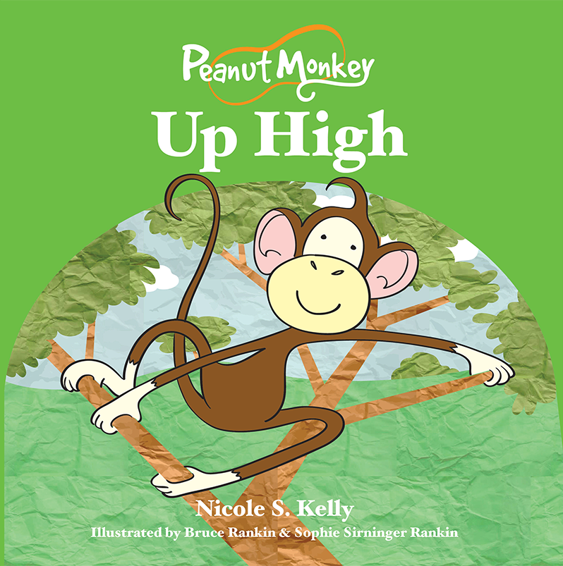 Peanut Monkey High Up.jpg