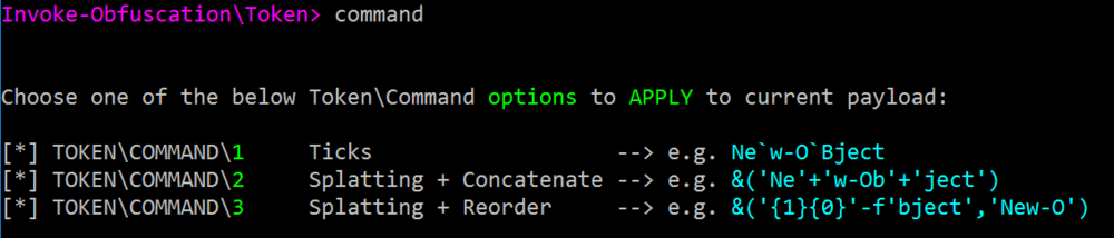 "New ""Reorder"" option available in Invoke-Obfuscation v1.1."