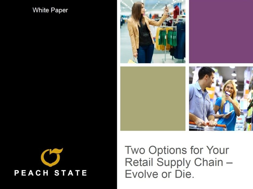 Two Options for Your Retail Supply Chain    White Paper
