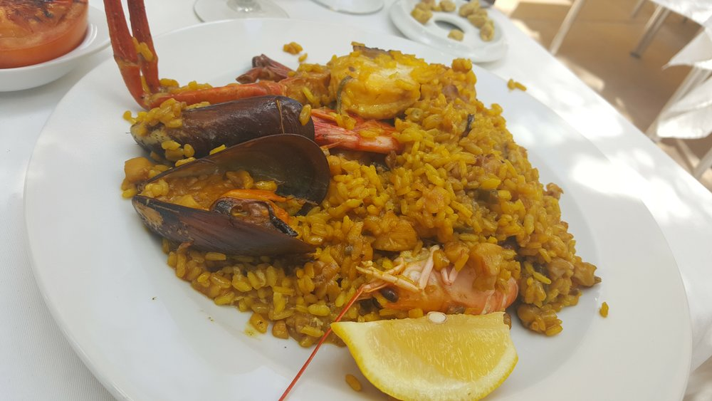 I did not understand the big deal with Paella UNTIL I had it in Ibiza. it was life changing : IBIZA  .
