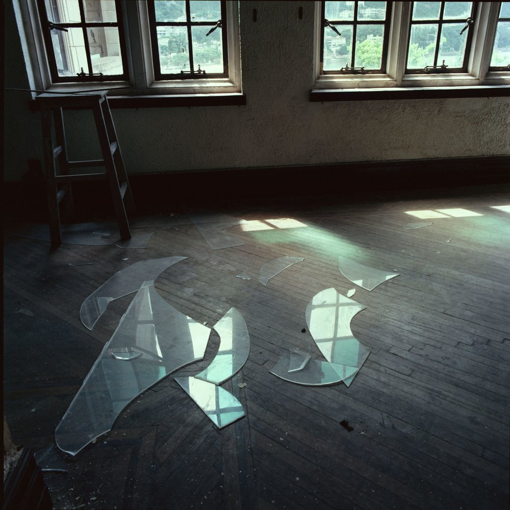 Broken Glass, Eucliff Mansion