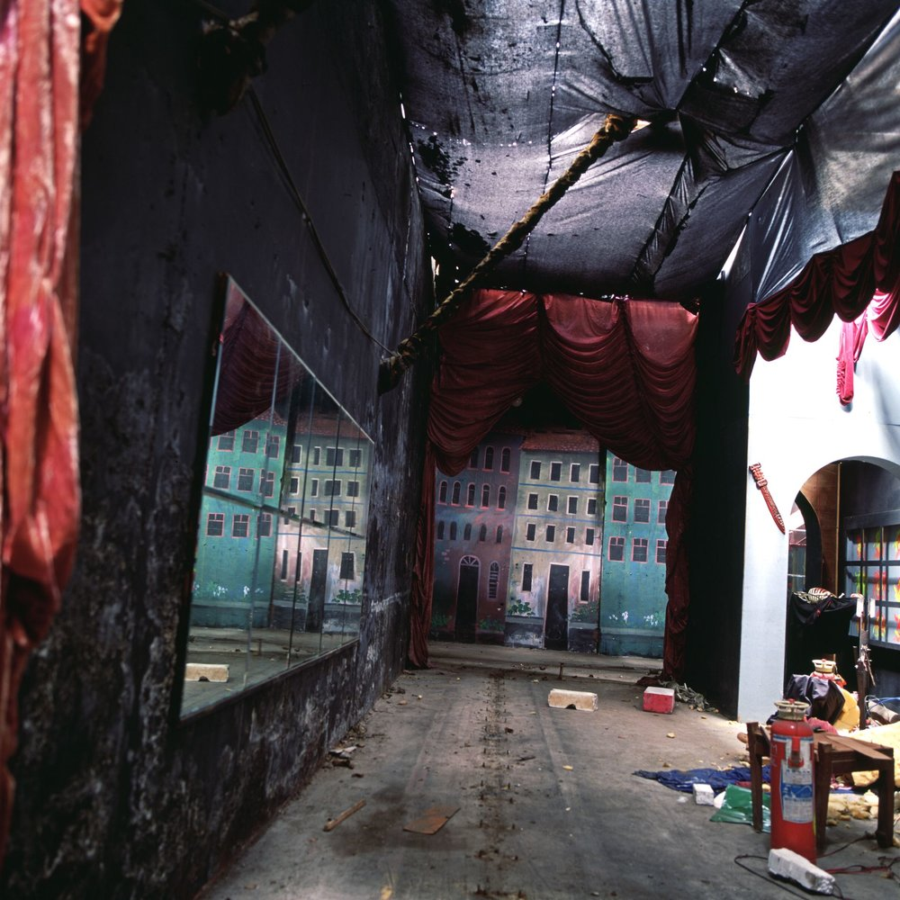 Mirror, Lai Yuen Amusement Park, 1997