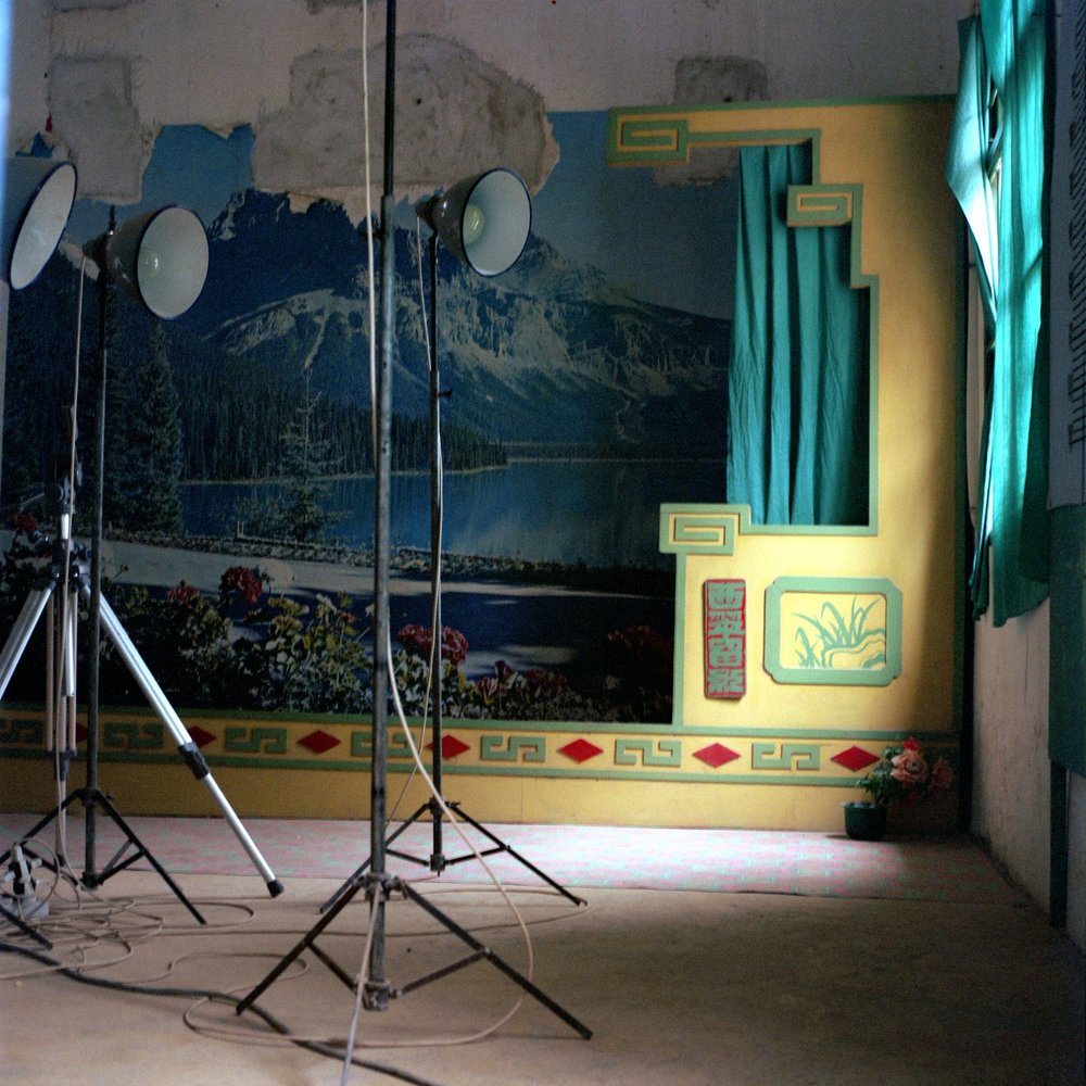 Photo Studio, Sai Heung, Shenzhen,1980's
