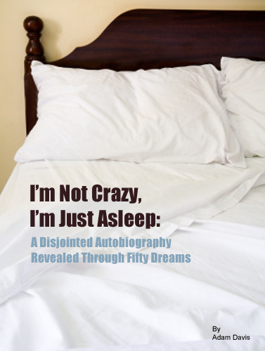 I'm Not Crazy, I'm Just Asleep book cover2.jpg