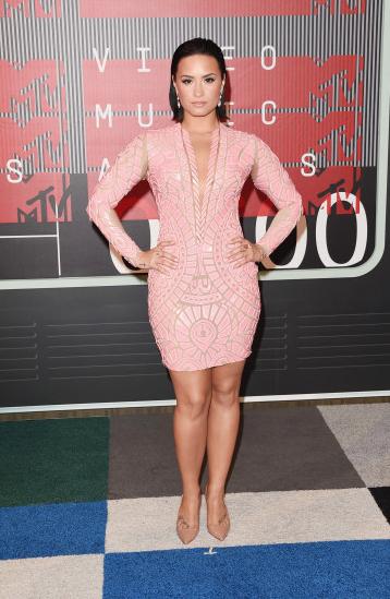Demi's new album 'Confident' drops October 16th 2015