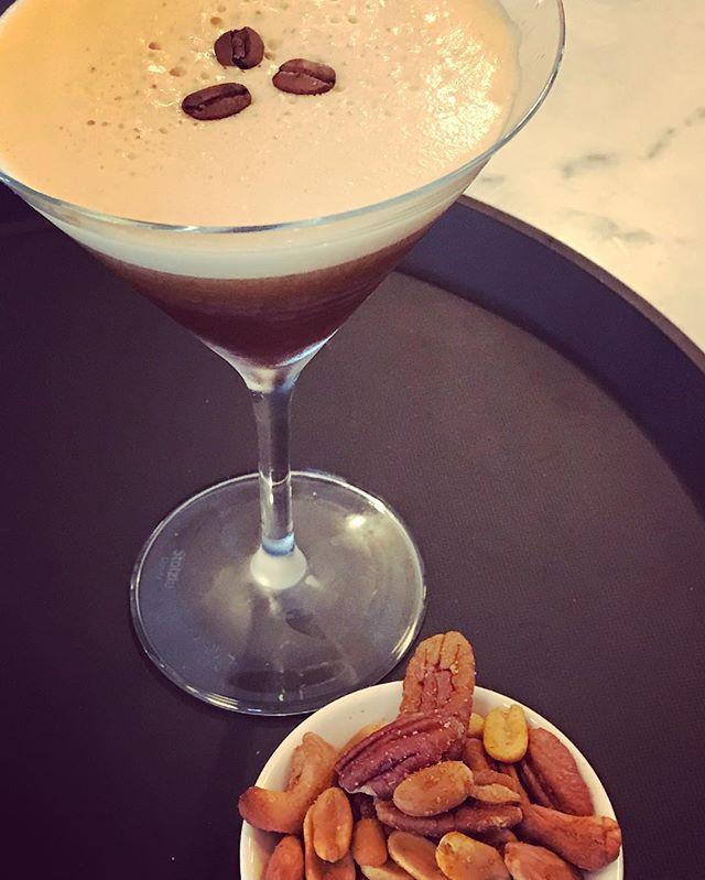 • Open Now!!! •  #sydneybars #drinks #cocktails #espressomartini #yummi #aperitivo #enjoy #summer #hot #needrest #🍸 #cheers