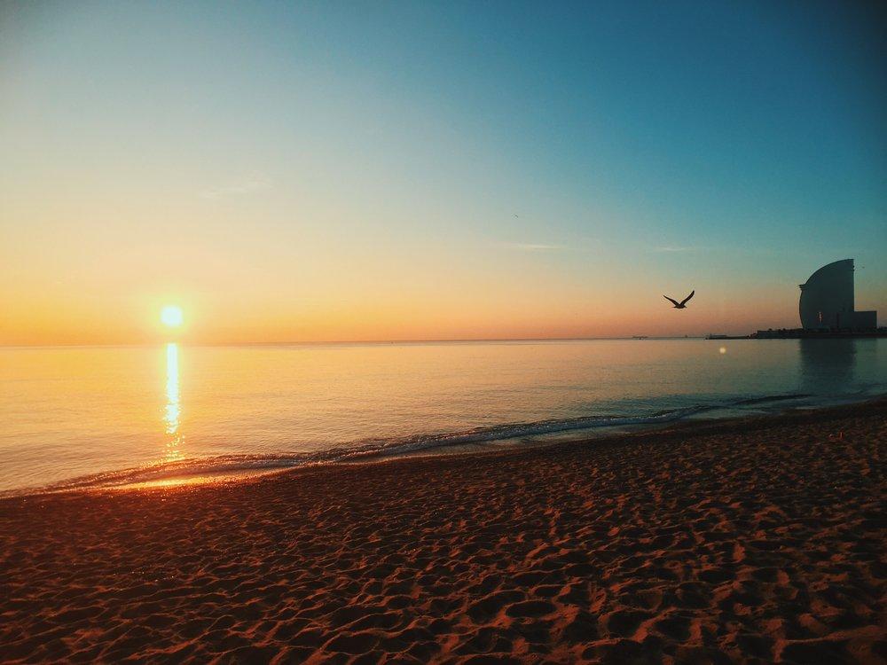 Barcelona Sunrises