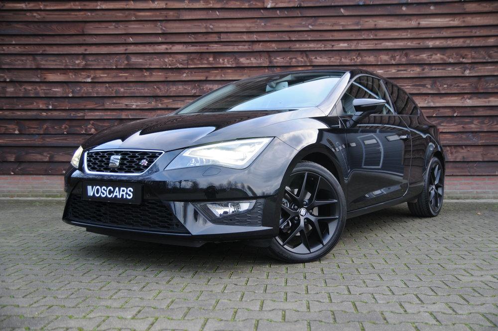 Seat Garage Veldhoven : Seat leon sc tsi fr pk dkm full black vol optie