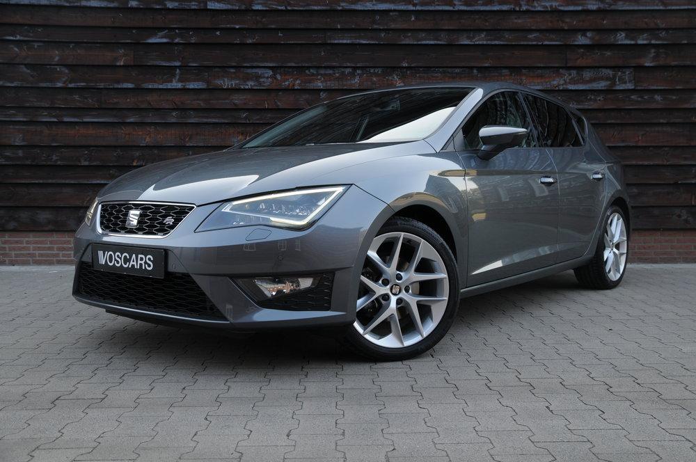 Seat Garage Veldhoven : Seat leon tsi fr dkm u autobedrijf voscars kwalitatieve