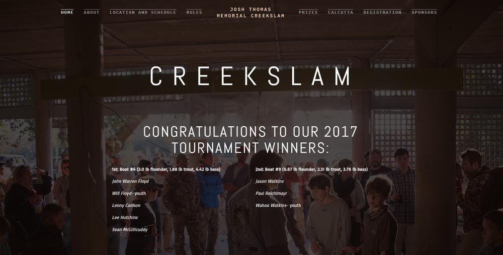 Creekslam