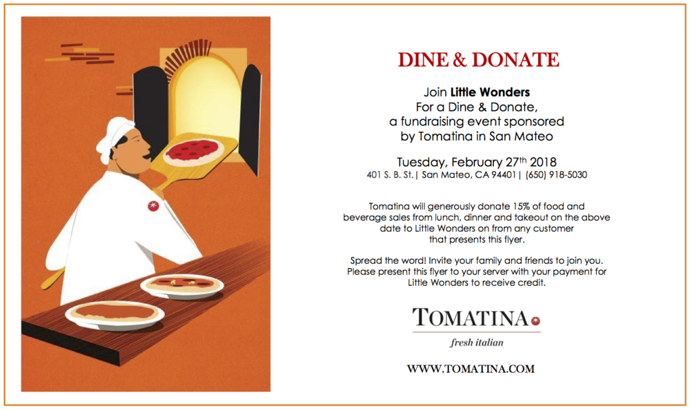 Tomatina Dine and Donate Flyer - Little Wonders.png