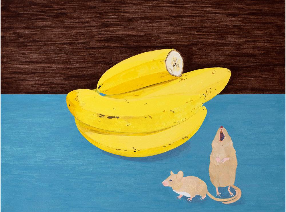 Mouse Bananas